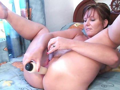 Another Joy Milf video - Older Woman Fun