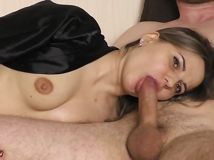 Oral Creampie and Cum in Mouth Compilation 2019 by Amateur Letty Black