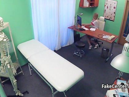 Milf nurse fucking teen patient