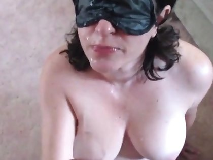 Great cum on tits compilation
