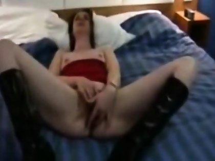 Hidden Cam Surpassing Unskilful Short Teem Milf Masturbation