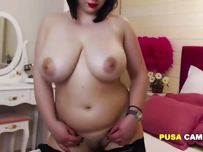 Adult with Huge Bristols Saggy But so Beautiful and she is Maid!