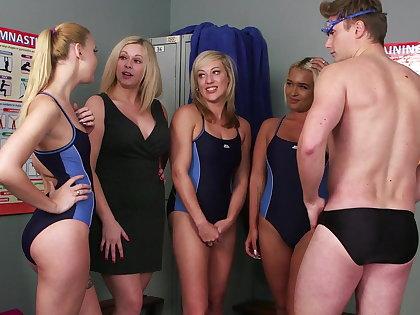 Swim team notion