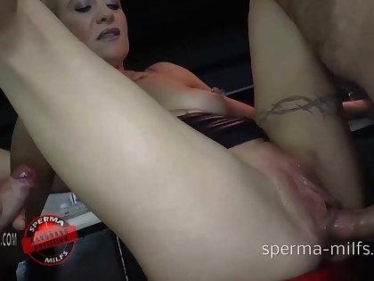 Cum Cum & Creampies Compilation M-3 - Sperma-Milfs  - 10528