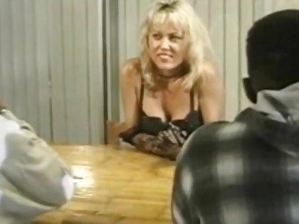 Sexy Handjob Fantasy Comes To Life And A Cumshot